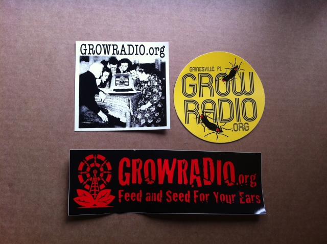 Grow Stickers