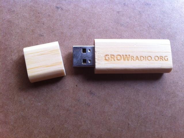 Grow Flash Drive