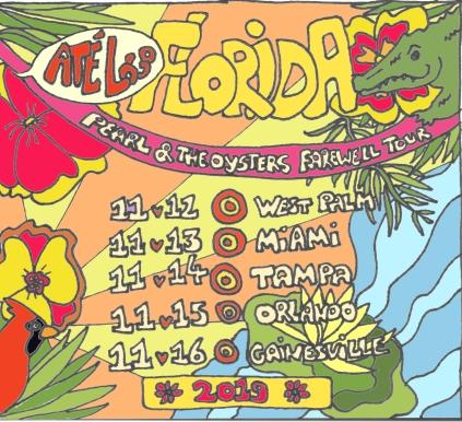 Pearl Florida Tour Flier 2